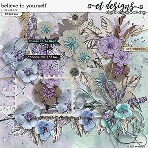 Believe in Yourself Clusters