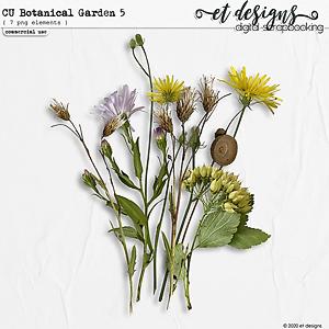CU Botanical Garden vol.5