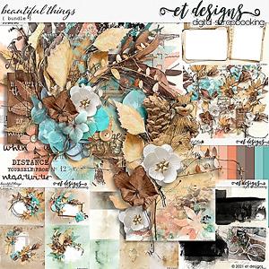 Beautiful Things Bundle by et designs