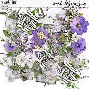 Choose Joy Clusters