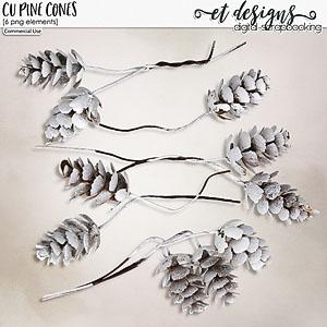 CU Pine Cones