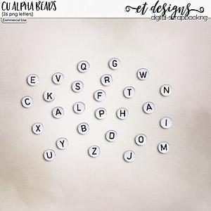 CU Alpha Beads