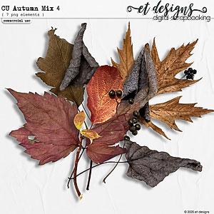 CU Autumn Mix 4