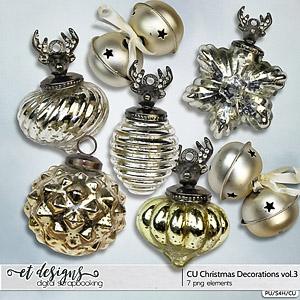 CU Christmas Decorations vol.3
