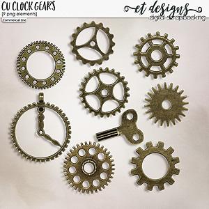 CU Clock Gears