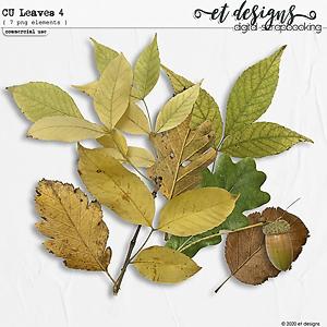 CU Leaves vol.4