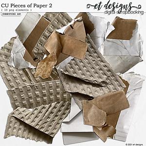 CU Pieces of Paper 2