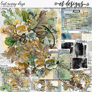 Last Sunny Days Collection by et designs