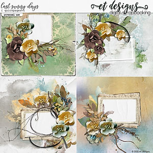 Last Sunny Days Quickpages