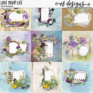 Love Your Life Quickpages 1