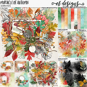 Miracle of Autumn Collection