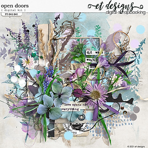 Open Doors Kit by et designs