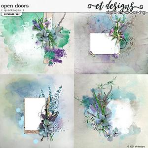 Open Doors Quickpages