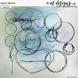 Open Doors Stitches