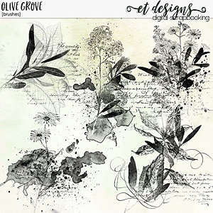 Olive Grove Brushes