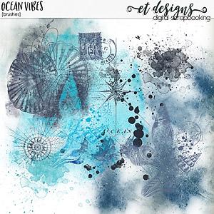 Ocean Vibes Brushes