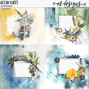 Ocean Vibes Quickpages