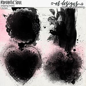 Romantic Soul Clipping Masks