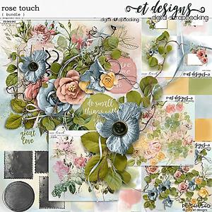 Rose Touch Bundle by et designs