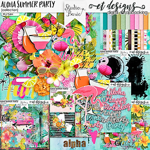 Aloha Summer Party Collection