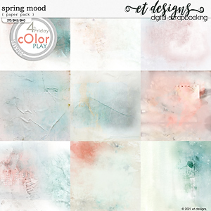 Spring Mood Papers