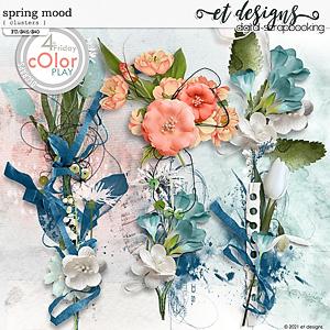 Spring Mood Clusters