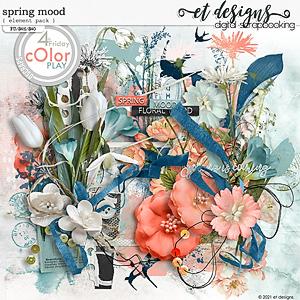 Spring Mood Element Pack