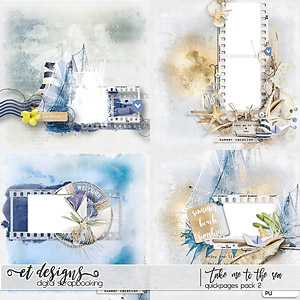 Take me to the Sea Quickpages 2