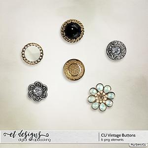 CU Vintage Buttons
