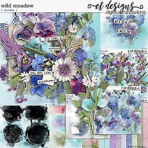 Wild Meadow Bundle by et designs
