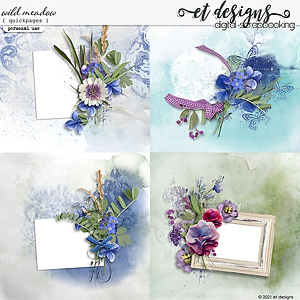 Wild Meadow Quickpages