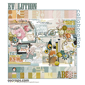 evOlutiOn :: Oscraps Collaboration Kit