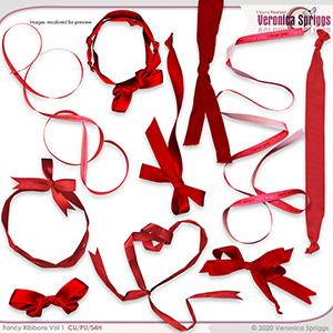 Fancy Ribbons Vol 01