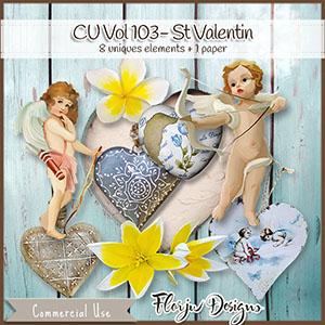 Cu vol 103 Valentine Day
