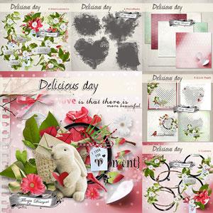 Delicious Day { Bundle PU } by Florju Designs