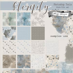 Eternity { Photoshop Tools: Style PU } by Florju Designs