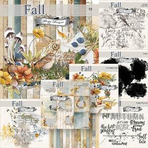 Fall [ Bundle PU ] by Florju Designs