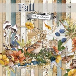 Fall [ Kit PU ] by Florju Designs