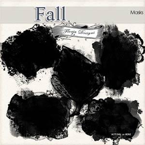 Fall [ Masks PU ] by Florju Designs