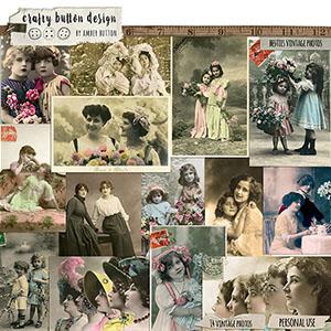 Besties Vintage Photos