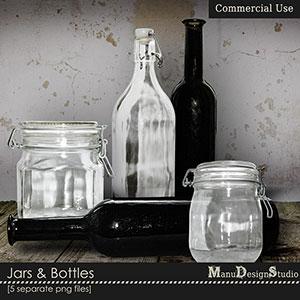 Jars & Bottles - CU