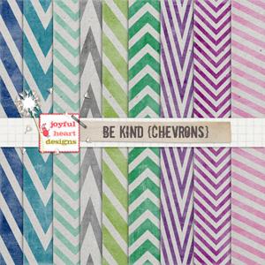 Be Kind (chevrons)