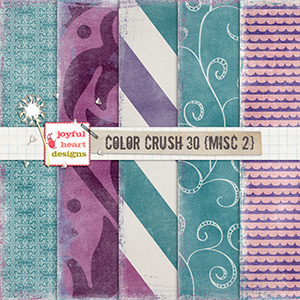 Color Crush 30 {misc. 2}