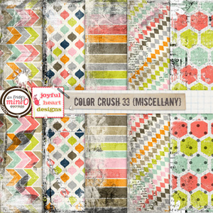 Color Crush 33 (miscellany)