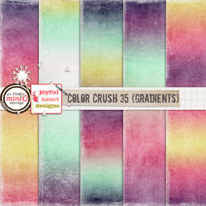 Color Crush 35 (gradients)