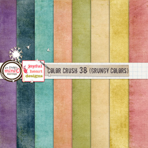 Color Crush 38 (grungy colors)