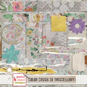 Color Crush 38 (miscellany)