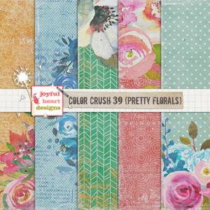 Color Crush 39 (pretty florals)