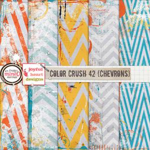 Color Crush 42 (chevrons)