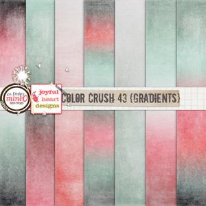 Color Crush 43 (gradients)